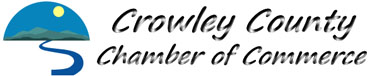 Crowley County Chamber Logo